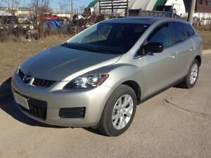 2007 Mazda CX-7 CERTIFIED AND E TESTED SUV, Crossover