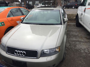 2005 Audi A4 For Parts