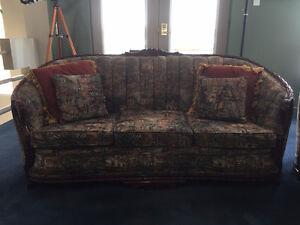 Set de Salon antique (3) morceaux