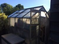 Greenhouse, staging and paraffin heater for sale