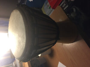 Used African Drum