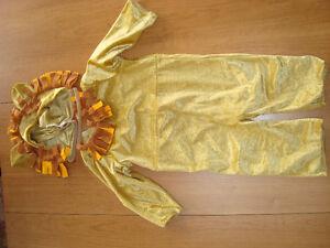 Costume Halloween/Lion 12-18 mois
