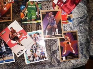 BASKETBALL CARDS FROM 1990'S APPROXIMATELY 35 cards for $15 Prince George British Columbia image 5
