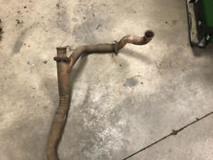 1967.68 Chevrolet Impala Exhaust Crossover Pipe