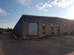 Industrial Space in Kentville with Loading Dock