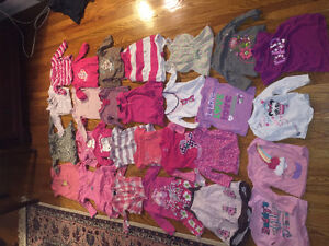 407x Baby girl clothes 0-3yrs (0.75 cents per article) Peterborough Peterborough Area image 8