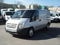 FORD TRANSIT 2.2TDCI TREND 125PS 6 SPEED MWB LOW ROOF F/S/H FINANCE ARRANGED