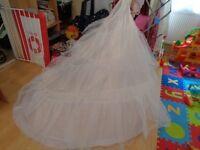 New hoop for Wedding Dress