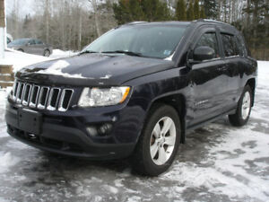 2011  JEEP COMPASS  4 CIL 4X4 AUTOMATIC