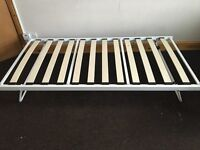 PRICE DROPPED for sale TODAY only £25!!! - Trundle bed frame - like new!