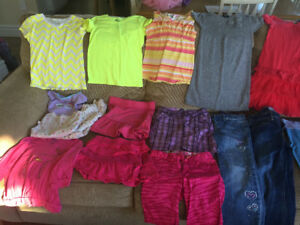 Girls Size 6x/7 Clothes Lot - Excellent Condition