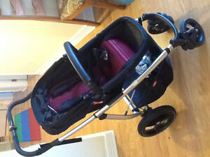 Phil and Teds Smart Lux Stroller