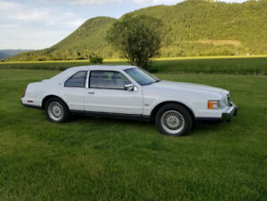 1991 Lincoln Mark VII - 103,000 km