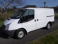 FORD TRANSIT 280 100PS VAN 12 REG 83,000 MILES SIX SPEED