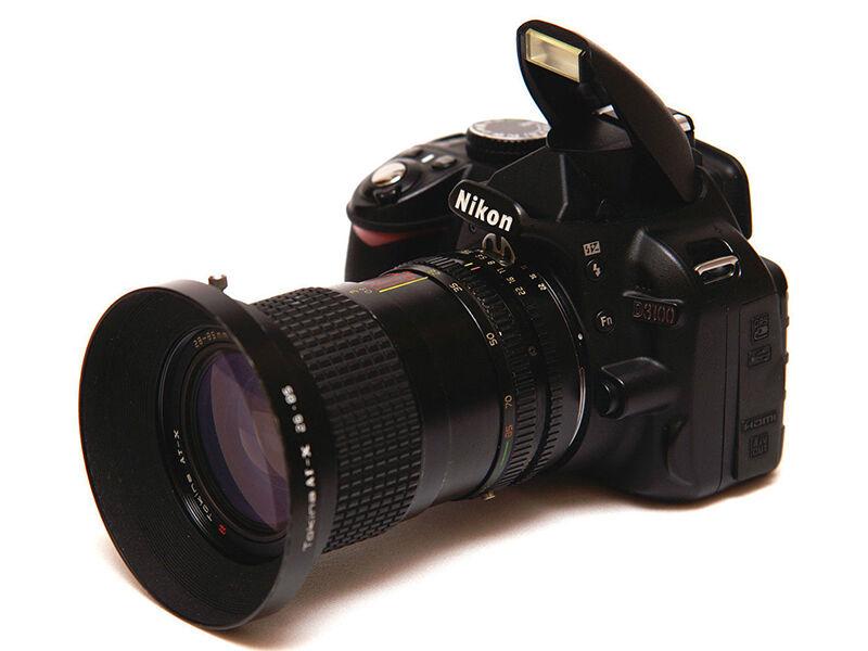 Quick Start Guide: Nikon D3100