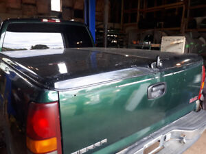 1999-2007 GMC/Chevy 6'6 Tonneau Cover