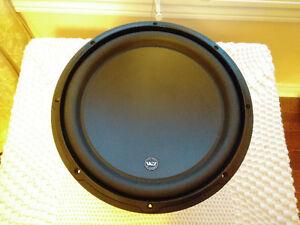 "12"" JL Audio Sub 12W3v3-4 - Mint Condition"