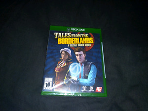 Tales From the Borderlands for Trade or Sale