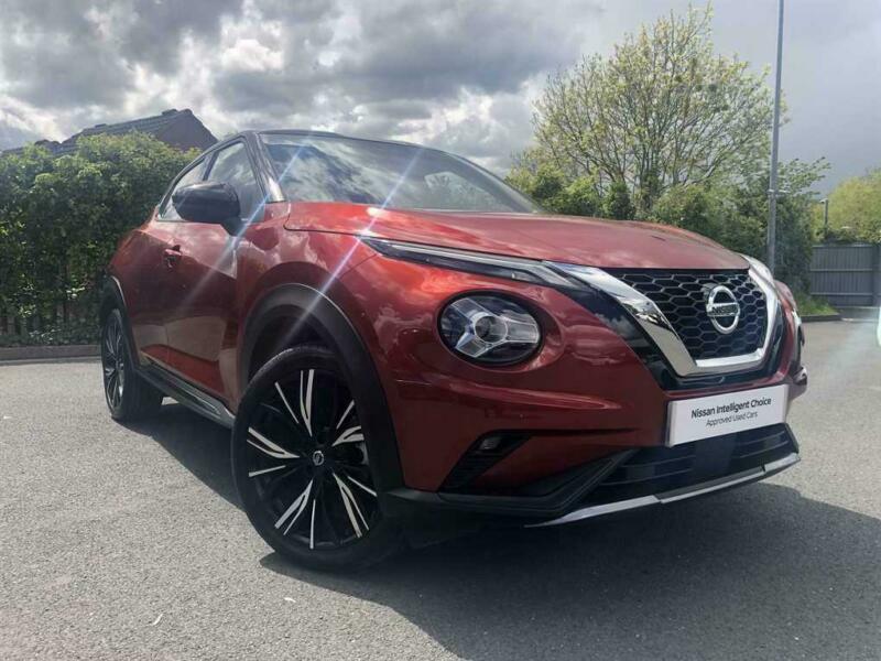 2021 Nissan Juke 1.0 DiG-T 114 Tekna+ 5dr Hatchback Petrol ...