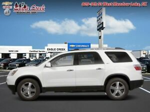 2012 GMC Acadia SLT  FOR MORE INFO TEXT (306)921-9811