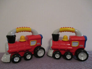 Train  à Poigner  Little Tikes   ((  $6 Chaque))