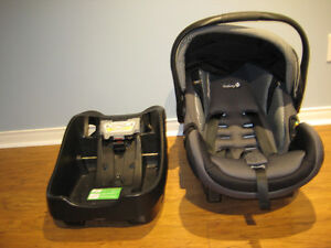 Siege d'auto Safety 1st: $60