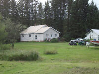 3 BR, 2 Bath House in Nolalu on Whitefish River