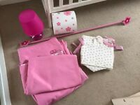 Nursery/bedroom set
