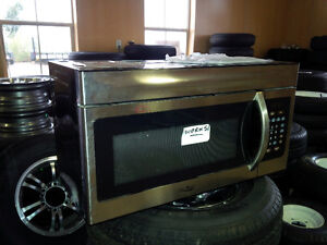 LARGE OVER THE RANGE HIGH POINTE MICROWAVES London Ontario image 1