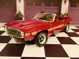 1/18 69 Shelby GT 500 diecast