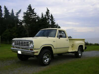 1974 Dodge 100 Pick Up