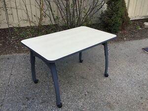 Mobile Table 29x48