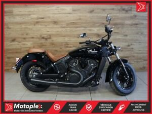 2017 Indian Motorcycle Scout Sixty 37$/SEMAINE
