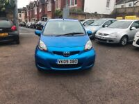 Toyota Aygo 1.0 VVT-i Blue 5dr£2,195 one owner