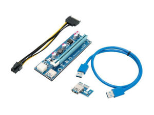 Pci risers 1x  to 16x