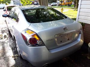 2007 Nissan Altima Sedan