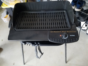 Electric BBQ, TFAL, never used