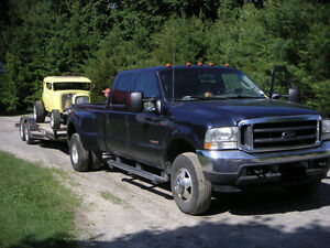 Man with Truck and Trailers Enclosed and Machine/Car Odd Jobs Peterborough Peterborough Area image 4