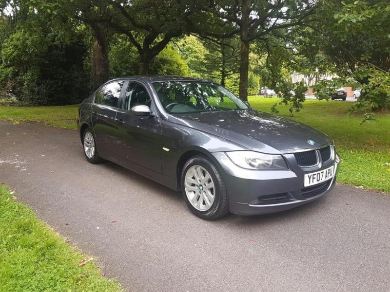 2007 BMW 318d SE 2.0 Diesel 1 FORMER KEEPER, FSH, CLIMATE, CRUISE £3395 SALE