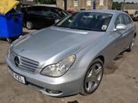 Mercedes-Benz CLS320 3.0CDi 7G-Tronic 320 4 DOOR - 2006 06-REG - FULL MOT