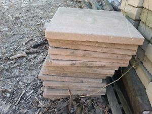 FREE   Patio Stones/Interlocking/Retaining Wall