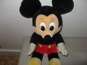 """Mickey Mouse 10""""x17"""""""