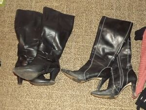 VARIOUS BOOTS