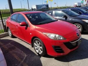 2010 Mazda Mazda3 MANUAL!LOADED!FULLY CERTIFIED@NO EXTRA CHARGE