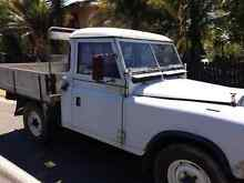 LAND ROVER SERIES 3 UTE Byron Bay Byron Area Preview