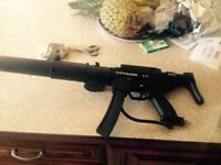 Kit de paintball tippman a5 mp5sd