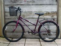 LADIES BIKE IN AS NEW CONDITION/BIKE/BICYCLE