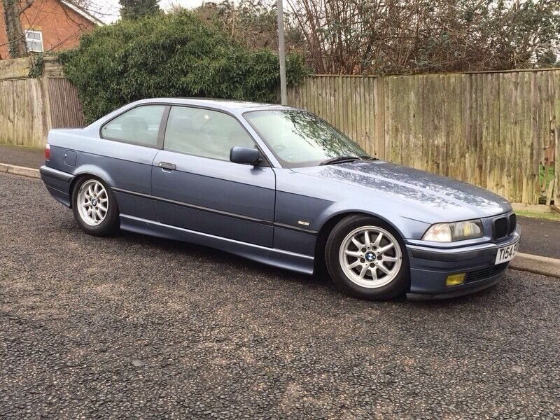 bmw e36 323i lowered drift manual in penn buckinghamshire gumtree. Black Bedroom Furniture Sets. Home Design Ideas