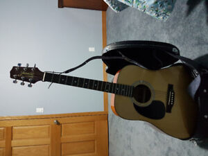 Jasmine by Takamine Left Handed Acoustic Guitar