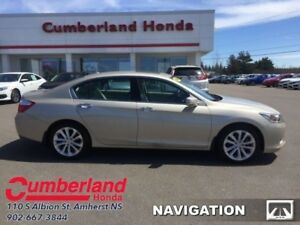 2014 Honda Accord Sedan Touring V6  - Navigation